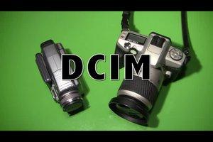 DCIM - Wissenswertes über das Ordnersystem bei Digitalkameras