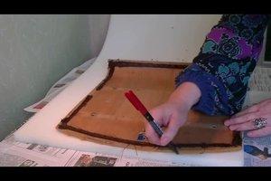 Stühle polstern - Anleitung zum Selbermachen