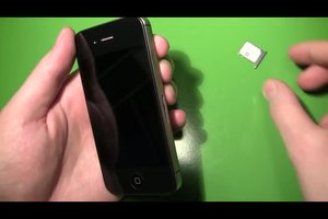 Passt in das iPhone 4 eine Speicherkarte?