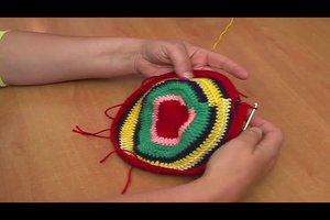 Rasta-Mütze häkeln - Anleitung für Anfänger