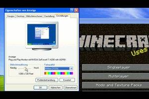 Minecraft: Auflösung ändern - so gehen Sie vor