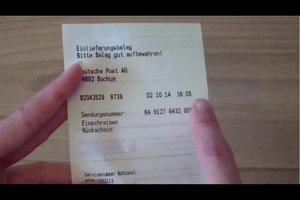 Einschreiben an Postfach - was Sie beachten sollten