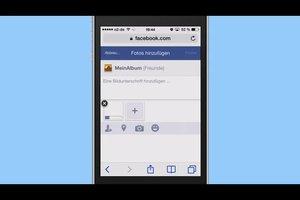 Facebook: Foto hochladen geht nicht - so beheben Sie das Problem
