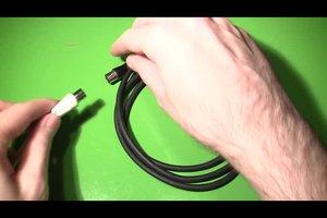 Koaxialkabel verbinden - so gelingt eine Verlängerung