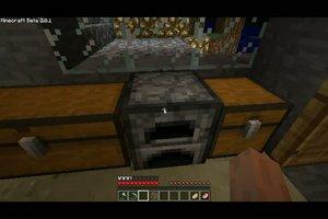 Minecraft: Ofen anzünden - so wird´s gemacht