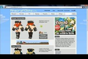 Minecraft: Skins wechseln - so geht´s