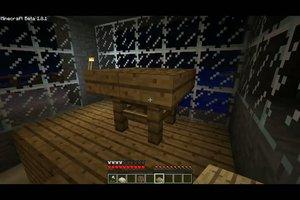 Minecraft: Tisch bauen - so gelingt´s