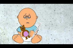 Heiserkeit beim Baby - diese Hausmittel können helfen