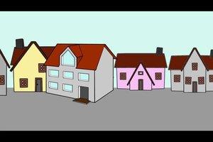 Haus streichen: welche Farbe? - Entscheidungshilfe
