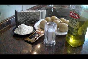 Wie macht man Kartoffelpuffer? - Ein Rezept ohne Ei