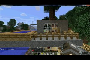 Minecraft: Mit Singleplayer Commands bauen - so geht´s