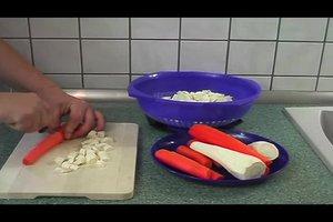 Magenschonende Kost - zwei Rezepte für Suppen