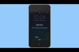 Schlummerbetrieb deaktivieren - so geht's am iPhone