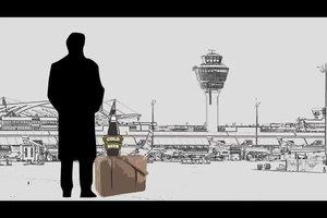 Bier im Flugzeug - so transportieren Sie es legal