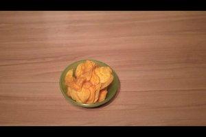 Chips wieder knusprig machen - so gelingt's