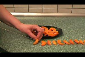 Getrocknete Aprikosen selber machen