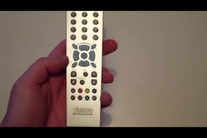 Vivanco UR 82 programmieren - so geht's