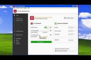 Bei Antivir ist kein Update möglich - hilfreiche Hinweise