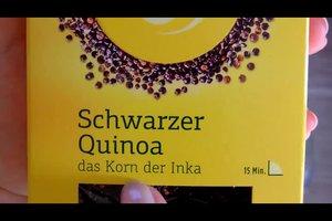 Schwarzer Quinoa - Wissenswertes und Zubereitung