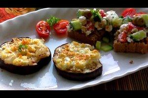 Abendessen ohne Kohlenhydrate - zwei Rezepte mit Hüttenkäse