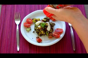 Quinoa-Salat - Rezept für den Powersalat
