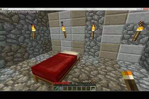 Bei Minecraft Zombies im Haus - was tun?