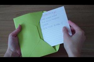 Schnitzeljagd - Aufgaben für einen Kindergeburtstag selber gestalten