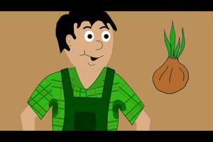 Schweiß riecht nach Zwiebel - daran liegt es