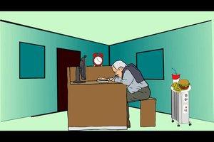 Was hilft gegen Müdigkeit im Büro? - Hilfreiche Tipps