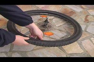 Fahrradschlauch wechseln - so geht´s ganz einfach