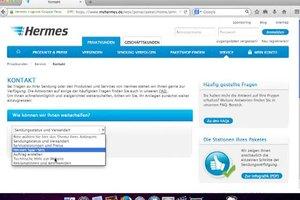 Hermes: Sendungsverfolgung ohne Paketnummer - so klappt's