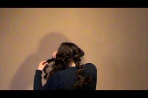 Wellige Haare selber machen - so geht´s