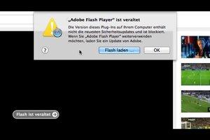 Blockiertes Plug-in bei Mac - was tun?