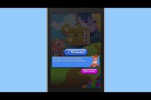 Candy Crush verbindet nicht mit Facebook - Lösungsmöglichkeiten