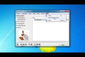 VLC-Player spielt DVD nicht ab - Lösung