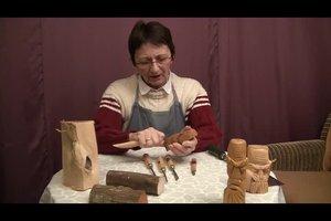 Holz schnitzen - eine Anleitung für Einsteiger
