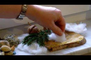 Weihnachtsdekoration selber machen