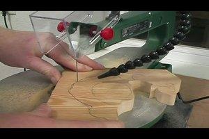 Kinderspielzeug selber bauen - Anleitung für eine Holzente