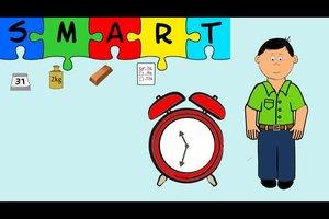 So erreichen Sie Ihre Ziele - Die SMART-Methode