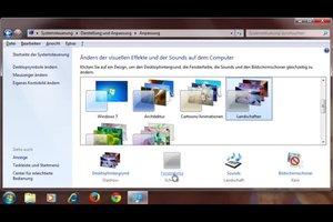 Windows 7 Taskleiste: Design und Symbolanordnung verändern - so geht's