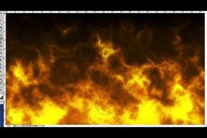 Flammen erstellen in Photoshop - ein Tutorial