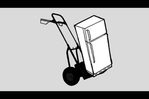 Gefrierschrank transportieren - darauf sollten Sie achten
