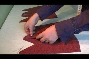 Walkloden - eine Nähanleitung für Pulswärmer