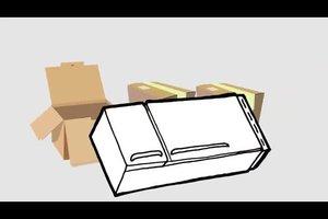 Kühlschrank liegend transportieren - das sollten Sie dabei beachten