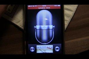Sprachmemos vom iPhone auf den PC übertragen - Anleitung