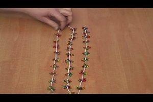 Perlenketten häkeln - eine Anleitung