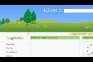 iGoogle entfernen - so einfach geht´s