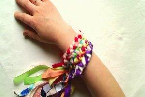 Armbänder selber machen - Anleitung