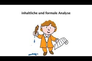 Formale Analyse - Aufbau richtig gestalten