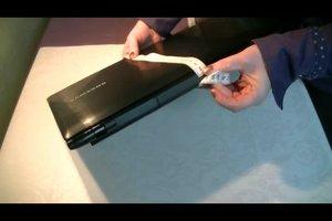 Laptoptasche selber machen - Nähanleitung